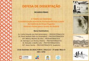 Cartaz divulgação defesa Ricardo (2)